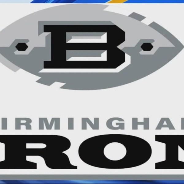 Birmingham's pro football team is called the Birmingham Iron!