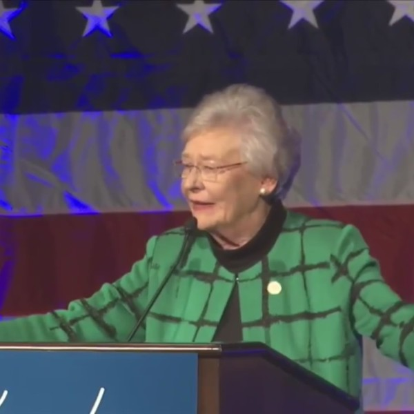 Governor Ivey makes history in Alabama's Gubernatorial Election