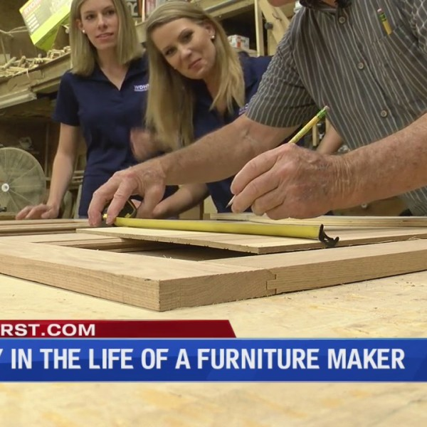 Day in the Life of a furniture maker