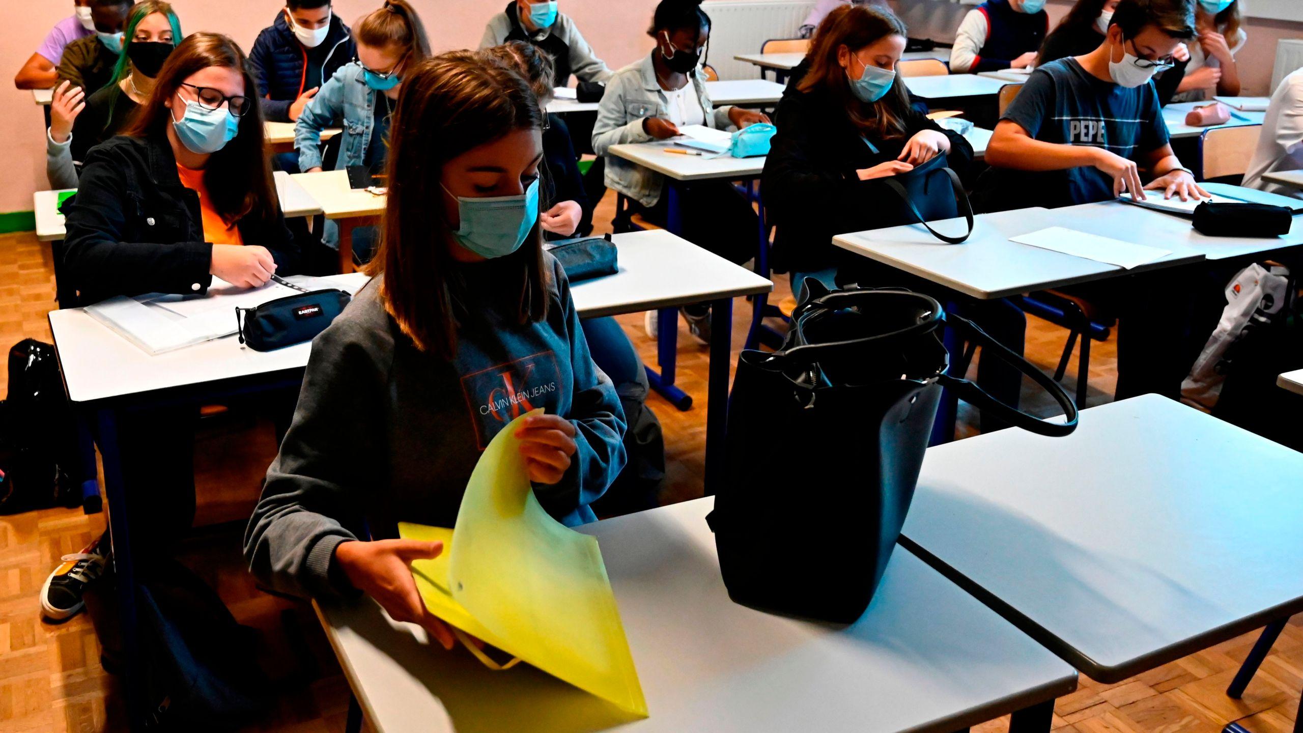 GettyImages- School Masks